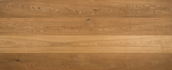 Brushed Dark Walnut Colour Oak Flooring Oiled Finish | E206T
