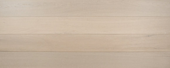 White Mixed Grade Oak Flooring Lacquered | E222
