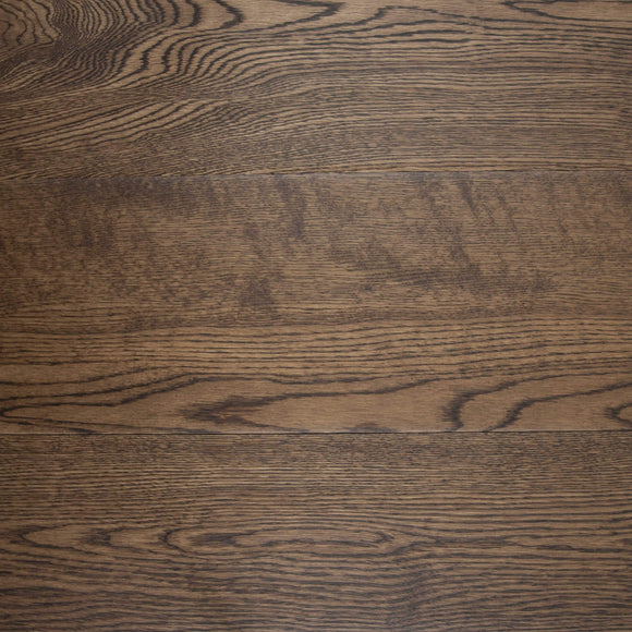 Antique Smoked Oak Flooring Lacquered Finish | E309N4 (3L)