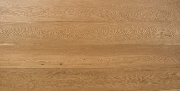 Select Grade Brushed Natural Oak Flooring UV Oil Finish | E352LN