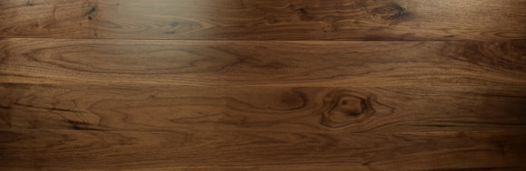 Black American Walnut Flooring Lacquered Finish | E508 3L