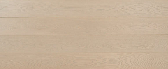 Pearl White Oak Flooring UV Oiled Finish | TW-E722