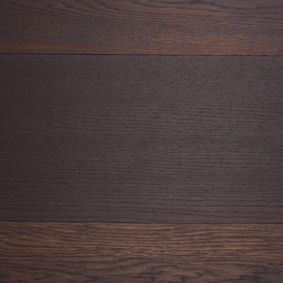Antique Carbonised Oak Flooring UV Oiled | E802