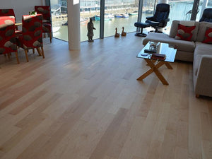 Prime Canadian Maple Flooring