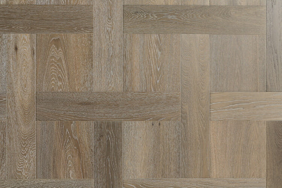 Dark Cobble Grey Basketweave Parquet | TW-E959SQ & TW-E959