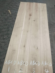 European Oak ABCD Veneers Grade