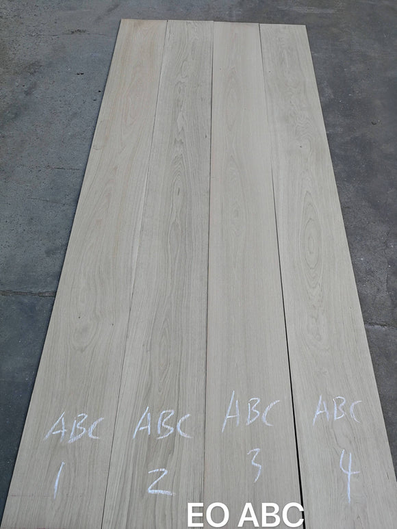 European Oak ABC Grade