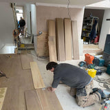 Raw Timber UV Oiled Oak Flooring | E160UV