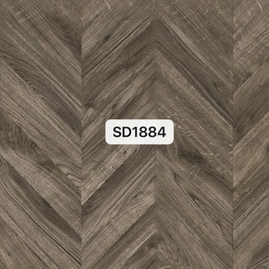 Fumed Oak Chevron Parquet Optimum Flooring | SD1884