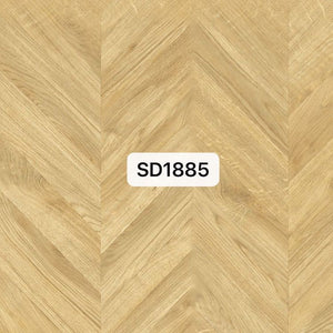 Natural Oak Chevron Parquet Optimum Flooring | SD1885