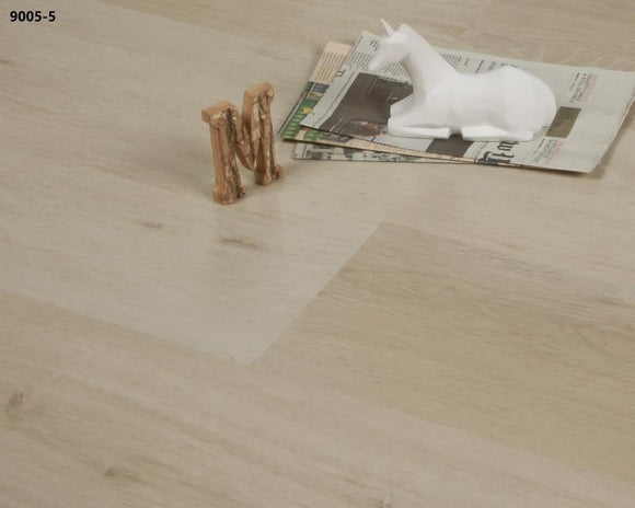 White Washed Oak Luxury SPC Rigid Vinyl Flooring