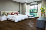 Deep Brushed Expresso Fumed and Oiled Oak Flooring | TW-E717