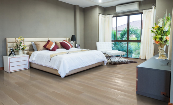 Pacific Sand UV Cured Oak Flooring | TW-E651 XY