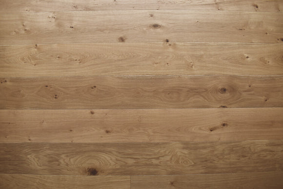 Smooth Natural European UV Oiled Oak Flooring | TW-EO130