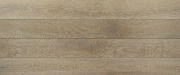 Mixed Grade Silver Fern Grey Oak Flooring UV Oil Finish | TW-E391