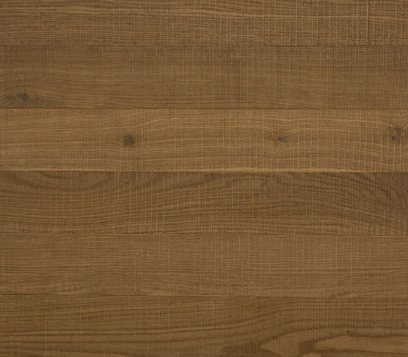 Fumed and Brushed Cross Sawn UV Finish Oak