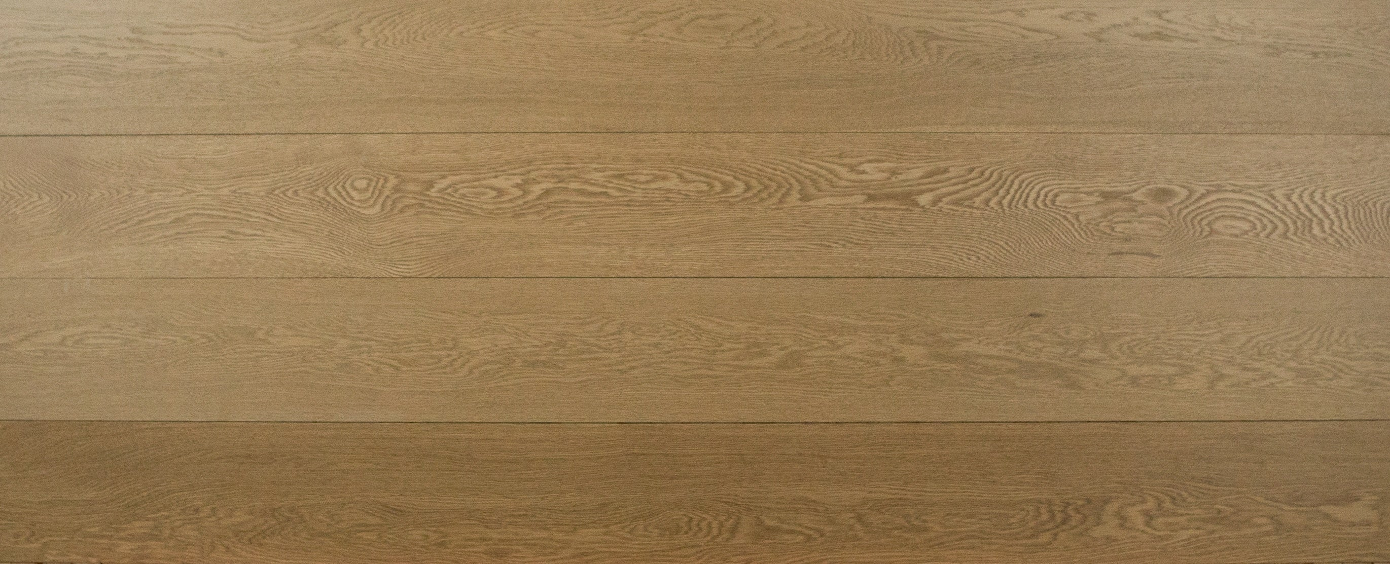 Light Brushed Fumed Raw Timber UV Cured Finish