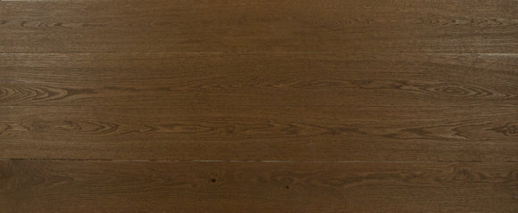 Brushed Fumed Dark Brown Oiled Oak Flooring | TW-E694