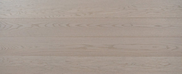 Brushed Ice Grey Colour Oiled Oak Flooring | TW E713 3L