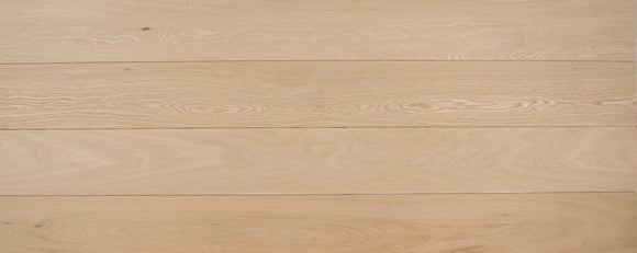 Natural Smooth Unfinished Oak Flooring | TW-E750UF XY