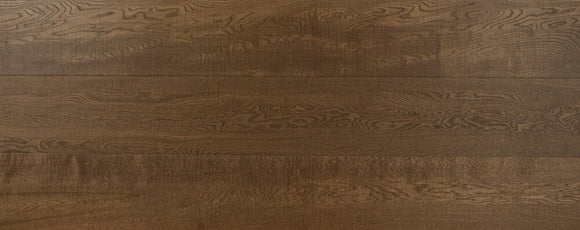 Brushed Smoked UV Cured Oak Flooring | TW-E754