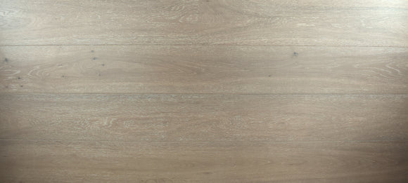 Fumed Brushed Cobble Grey UV Oiled Oak Flooring | TW-E758 3L