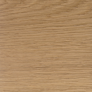 Brushed Natural Oak Flooring Lacquered Finish