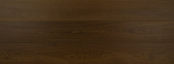 Brushed Fumed Dark Expresso UV Oiled Oak Flooring  | TW-E719