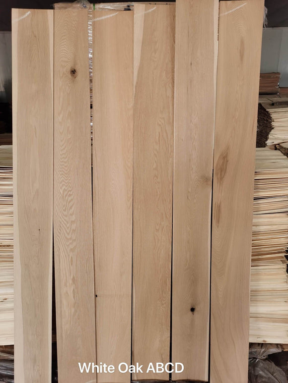 European White Oak Grade