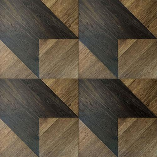 Contrast Art Deco Parquet Panel | PQP-854