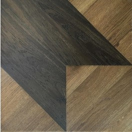 Contrast Art Deco Parquet Panel