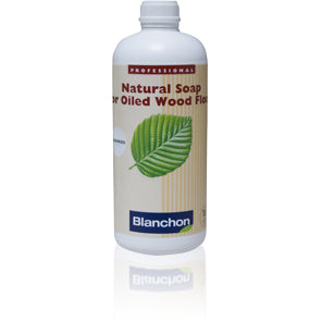Blanchon Natural Soap White