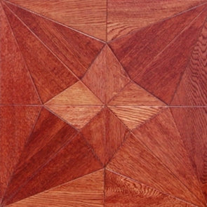 Kaleidoscope Parquet Panel
