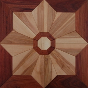 Northern Star Parquet Panel