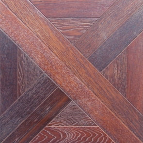 Heritage Cross Parquet Panel