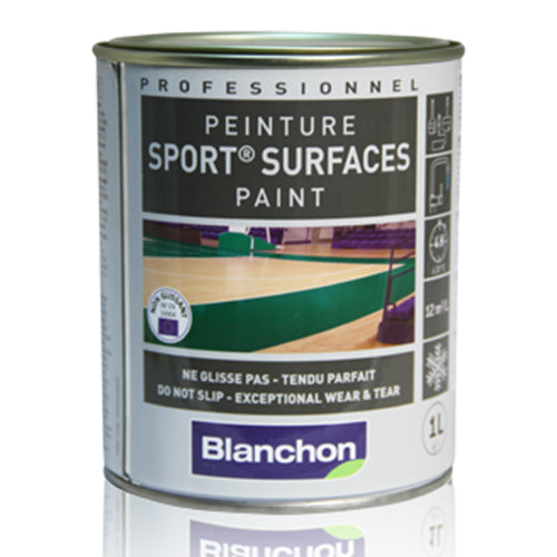 Blanchon Sport Surfaces Paint