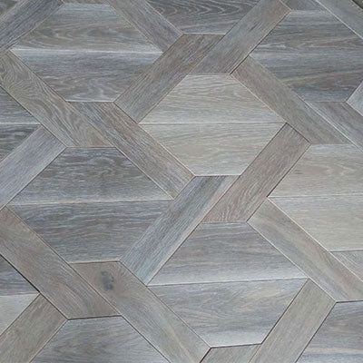 Mansion House Cobble Grey Parquet