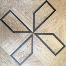Windmill Parquet Panel