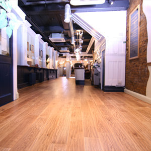 Antique Oak Floors