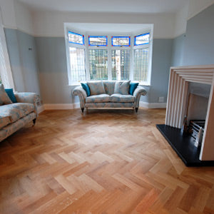 Parquet Block Floors
