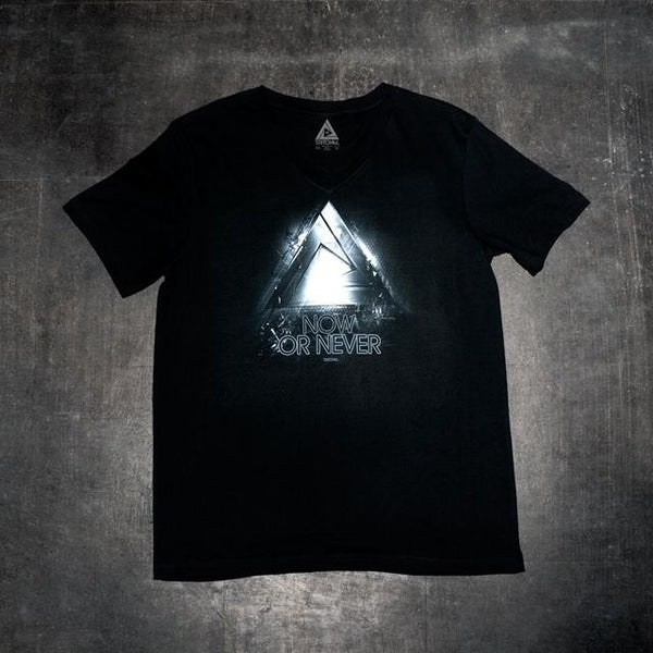 Tritonal - Now Or Never V-Neck Tee