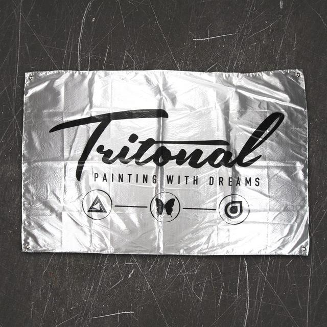 Tritonal - Painting With Dreams Flag