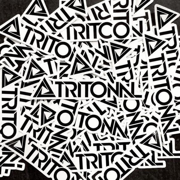 Tritonal - Logo Stickers