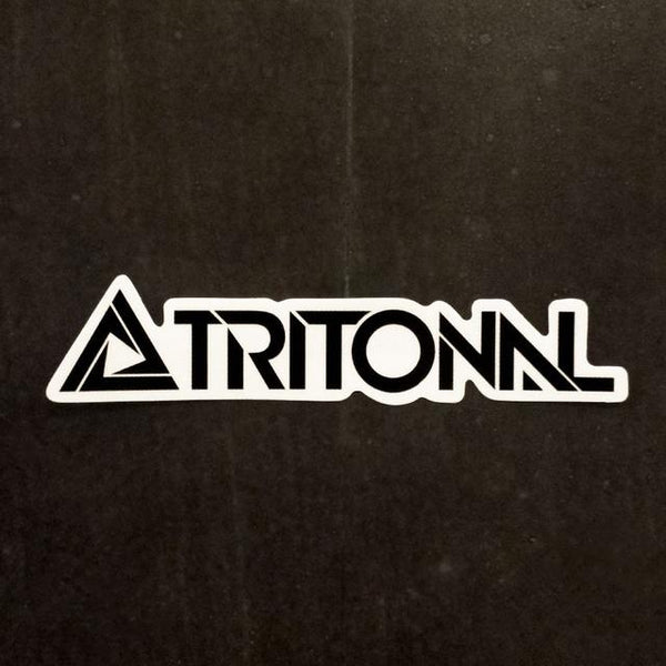 Tritonal - Logo Sticker