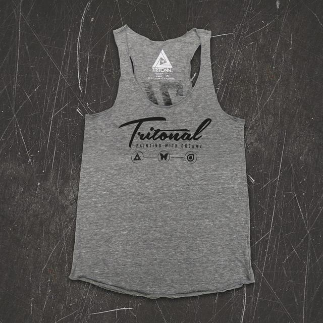 Tritonal - Painting With Dreams Racerback Tank