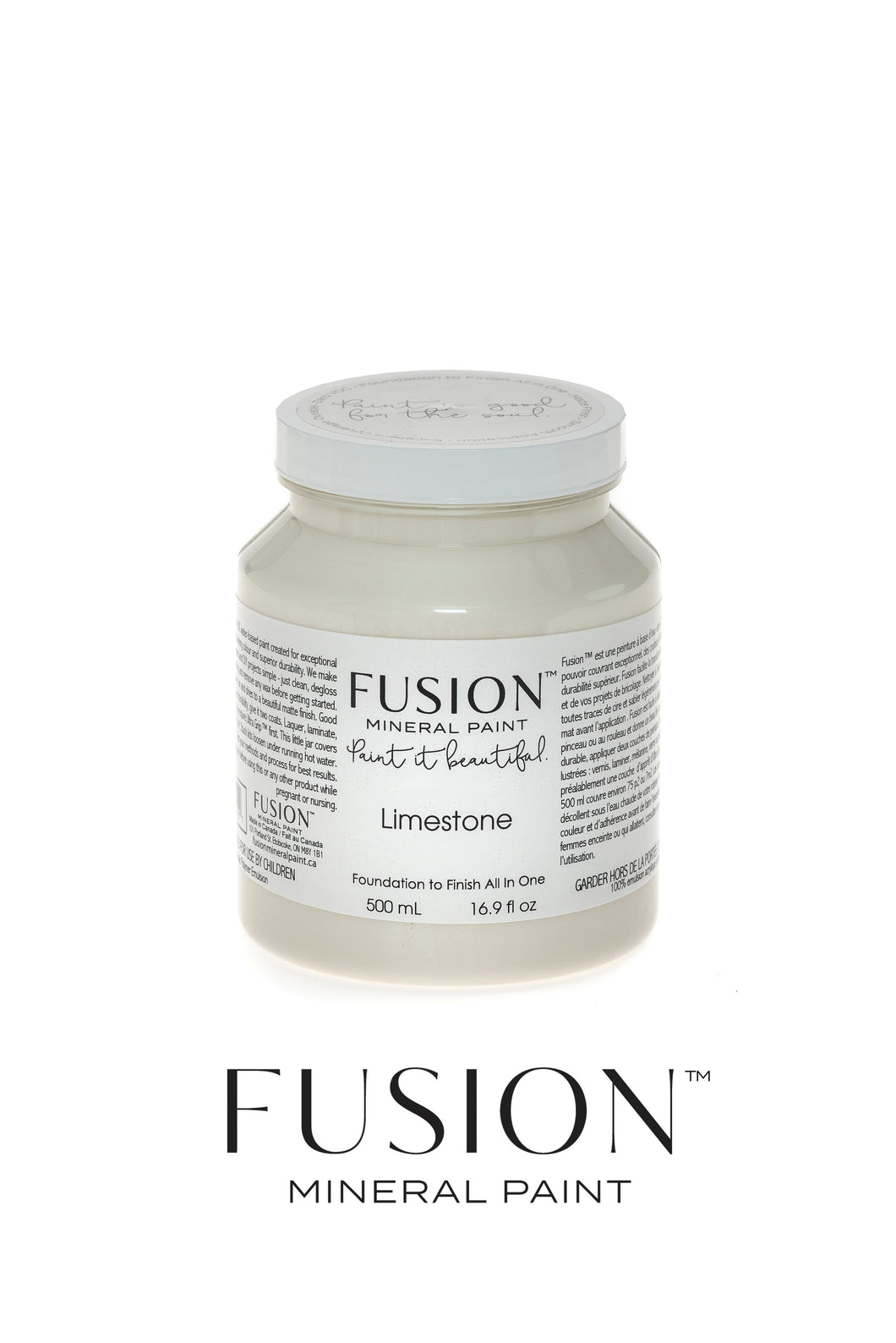 Fusion Mineral Paint Classic Collection - Limestone