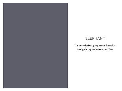 GraceMary Chalk Paint - Elephant