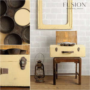 Fusion Mineral Paint Classic Collection - Buttermilk Cream