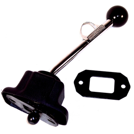 "Trigger Shifter, Short, All Bug & Ghia, 12"" O.A.L. Shifters Empi # 00-4451-0"