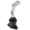 "Polished Alum. T-Handle Shifter, Short, 10"" O.A.L. Shifters Empi # 00-4498-0"